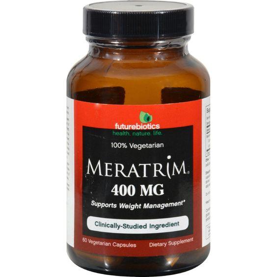 Futurebiotics Meratrim - 400 Mg - 60 Vegetarian Capsules