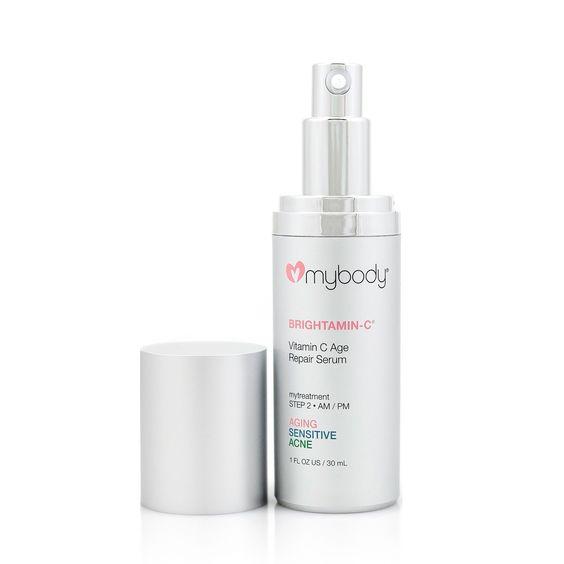 mybody Brightamin-C Antioxidant Serum