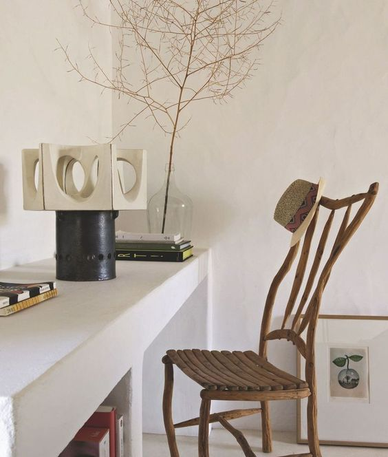 Jacques Grange vacation home in Comporta, Portugal