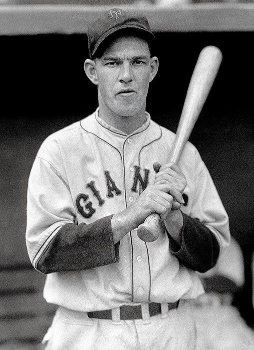 Mel Ott Elected To National Baseball Hall Of Fame In 1951 Baseball History Giants Baseball Baseball
