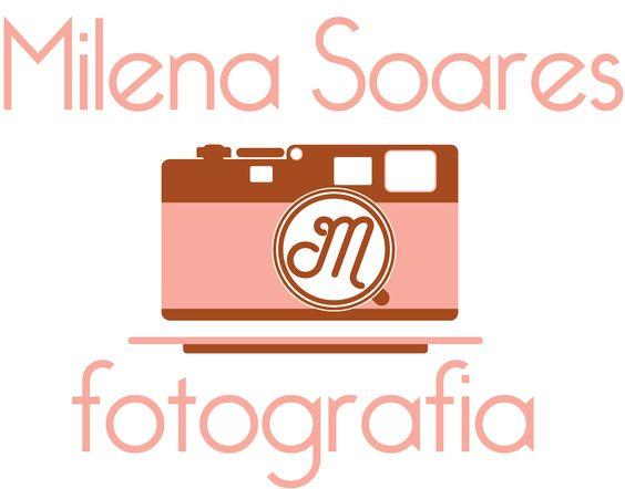 Logo para fotografo pessoal Milena Soares.