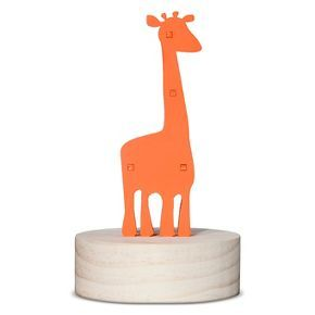 Wooden Giraffe Night Light - Lolli Living™
