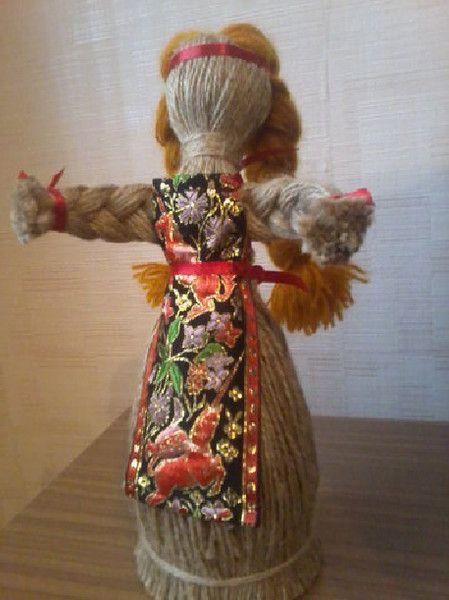 Куклы мотанки из ниток своими руками