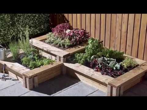 64 The Permacon Modulo New Planter Wall Block Youtube Raised