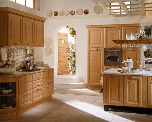 cucine aran provenzale | cucine componibili | mobili per cucina ... - Mobili Per Cucine Componibili