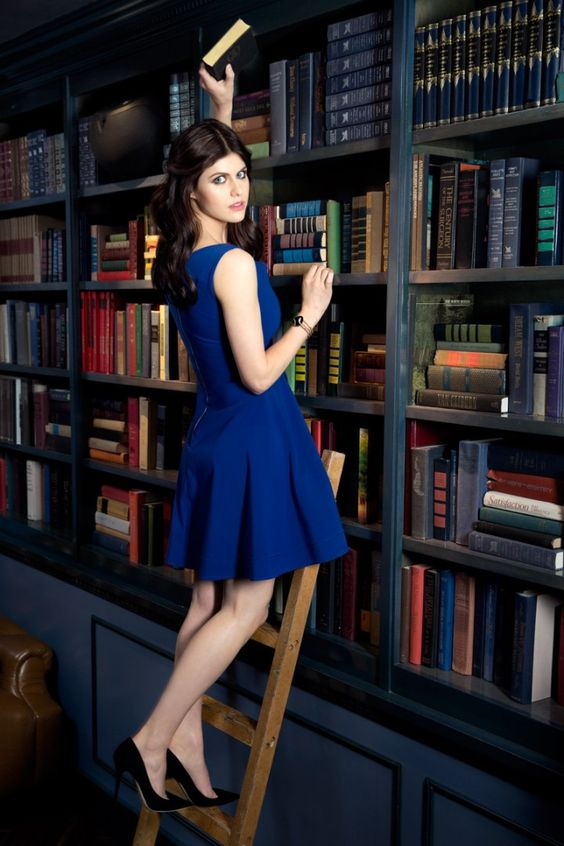 Alexandra Daddario