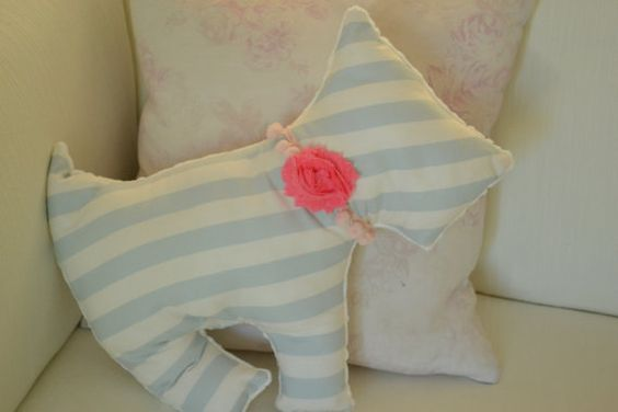 Shabby chic pillow Nursery decor Baby nursery decor by LyLyRosee, $20.00