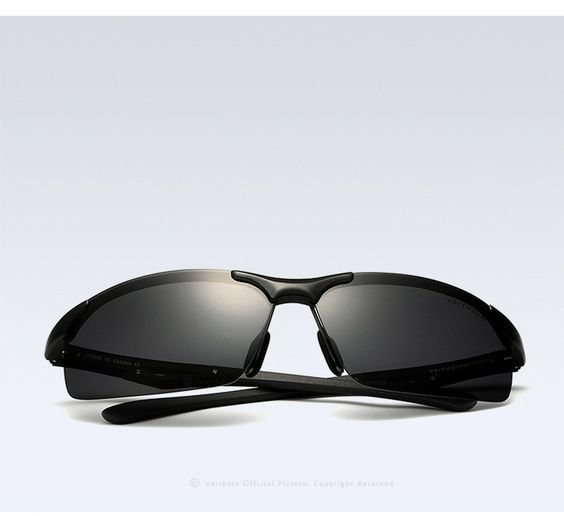 nice Brand Hot New Fashion Men's  UV400 Polarized Magnesium aluminum Sunglasses Driving Aviator Mirrors Eyewear Sun Glasses for Men