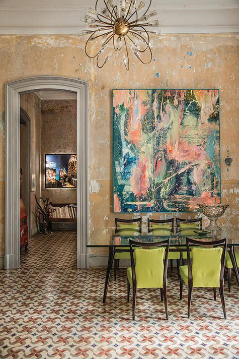 Architect Hermes Mallea Explores The Wide Range Of Architectural Styles And Interiors To Be Seen In Some Of The City S Most Exc Home Interior Design House Styles Decor