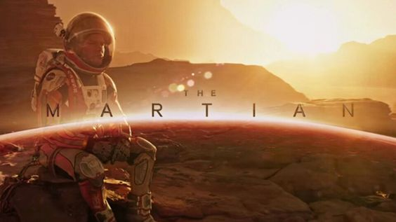BEST VISUAL EFFECTS NOMINEE: The Martian