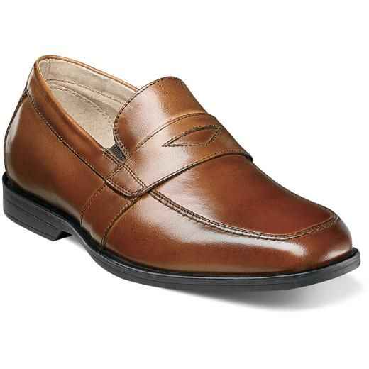 Reveal Jr By Florsheim Shoes In 2020 Penny Loafers Florsheim Shoes Florsheim