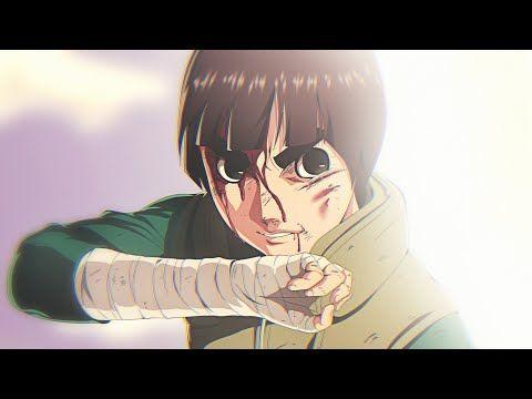 Pin De Ana Em Naruto 2020 Rock Lee 7 Minutoz Rap