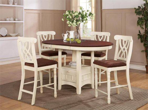 Counter Height Table Table Sets And Wood