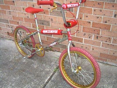 1981 Quicksilver Team - BMXmuseum.com