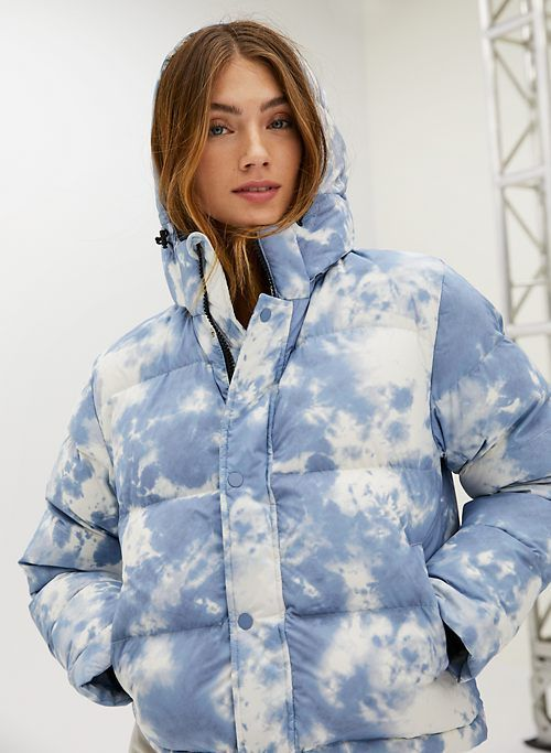 TNA The Super Puff in 2020 | Puffer jacket style, Ripstop