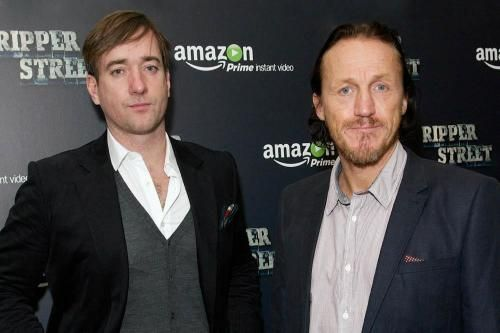 "Detective Inspector Reid has ""retreated from the world"" in Ripper Street series three."