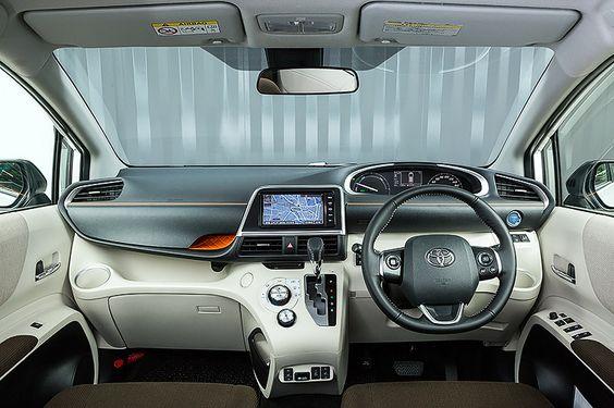 画像 写真で見る トヨタ シエンタ Car Watch シエンタ 内装 シエンタ 写真