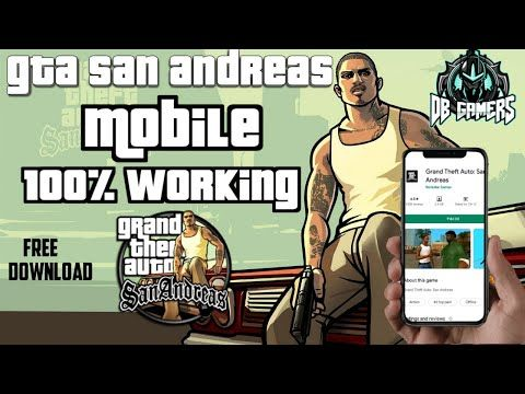 How To Download Install Gta San Andreas On Android For Free 2020 Hindi In Hindi 100 Working Youtube San Andreas Gta San