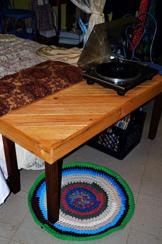 Pallet Coffee Tables Pallets And Coffee Tables On Pinterest