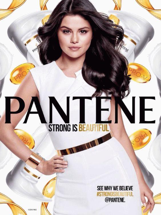 Blog Carolina Sales: VÍDEO: Selena Gomez comercial Pantene Brasil