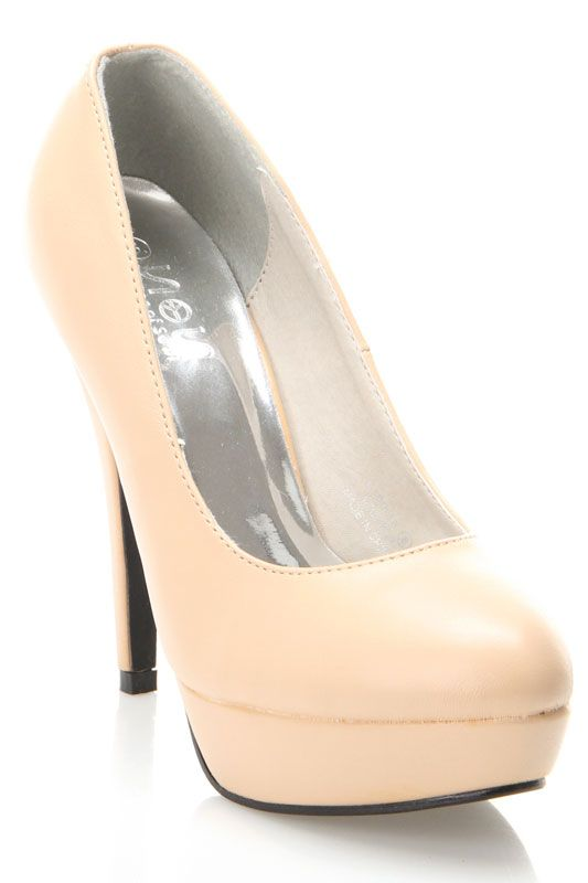 awesome nude pumps