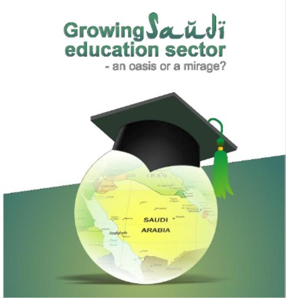 Opportunities in the Saudi Arabian education sector - White paper by ValueNotes.