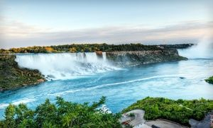 Groupon - One or Two Nights with Dining Credit, Tour, and Wine Tasting at Best Western Plus Cairn Croft Hotel in Niagara Falls, ON in Niagara Falls, ON. Groupon deal price: $99.00