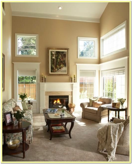 2 Tone Living Room Paint Ideas Perfect Living Room Color Perfect Living Room Farm House Living Room