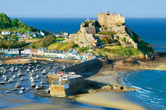 Jersey. We would go there every summer before my grandparents moved to our village. My mum grew up there and it is just beautiful and relaxing!