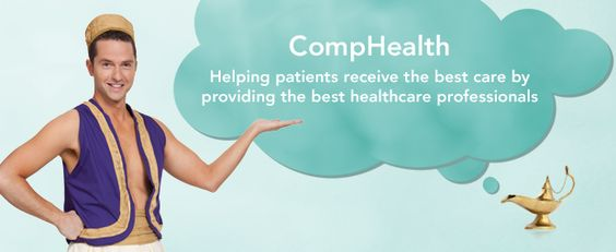 The CompHealth Experience:  At CompHealth, we do more than fill jobs and present opportunities. We deliver a rewarding experience that results in the best possible outcome for clients, healthcare providers and their patients.    •We're personable   •We're responsive   •We're credible   •We have integrity   •We set realistic expectations The CompHealth story is that we take care of our people so they can better take care of you.