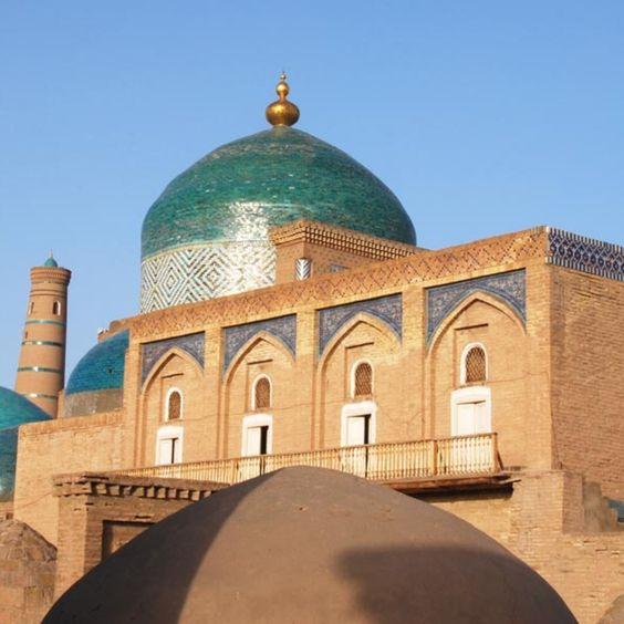 Khiva travel - Makhmud Pahlavon #Khivatravel