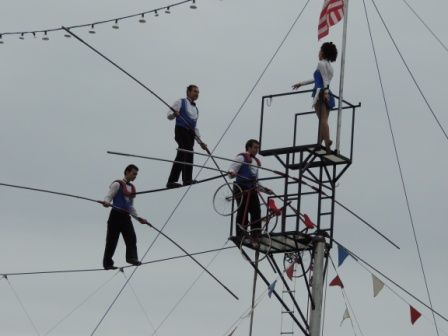 On the High Wire 3