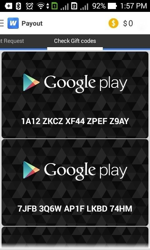 Free Google Play Gift Cards Free Google Play Gift Cards
