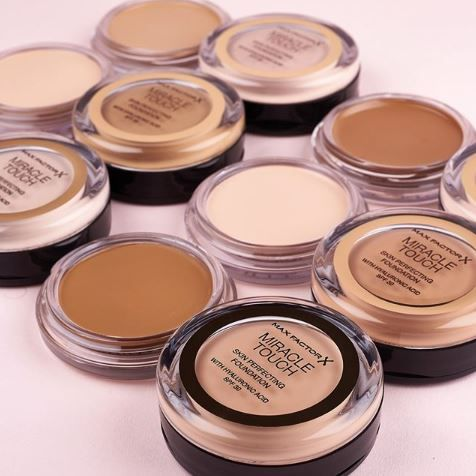 42++ Max factor miracle touch ideas