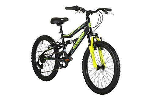 Barracuda Kids Draco Ds Wheel Full Suspension Mountain Bike