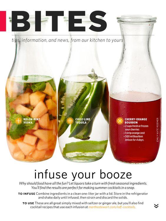 Infused Bourbon | Food | Beverages + Smoothies | Pinterest | Bourbon ...