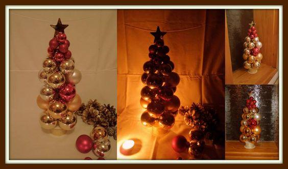 Little DIY christmas tree
