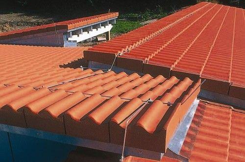 Braas Harzer Pfanne F+ (Braas 7GRAD Dach)