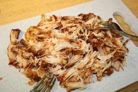 Hot Dinner Happy Home: Slow Cooker Barbecue Chicken