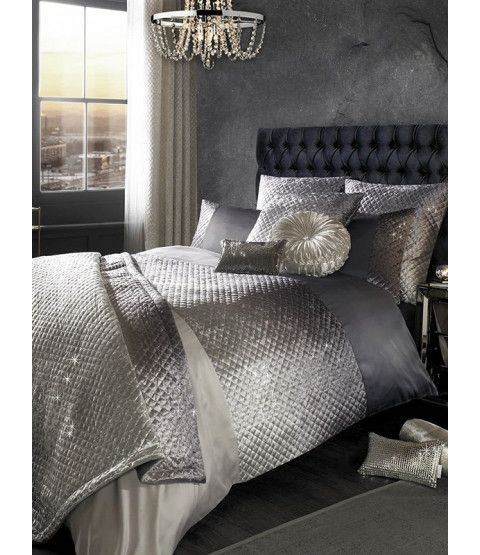 KYLIE MINOGUE GIA VELVET HOUSEWIFE PILLOWCASE OFFICIAL NEW
