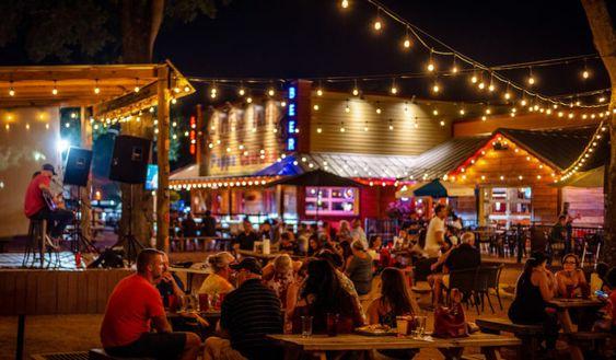 Houston Nightlife The Best Bars In Cypress Houston Nightlife Night Life Cool Bars