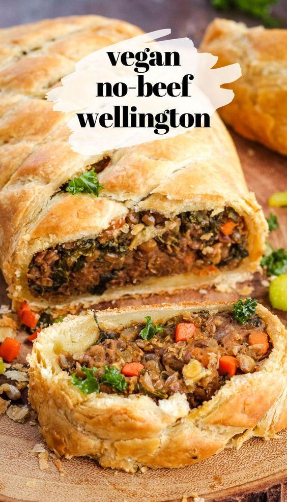 Vegan Wellington