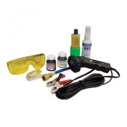 Kit completo detector de fugas Mastercool lámpara 12 v/50 w