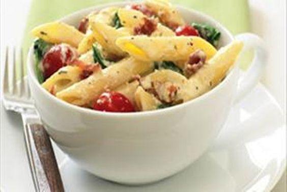 Le secret de cette sauce facile à préparer? Le fromage à la crème PHILADELPHIA!