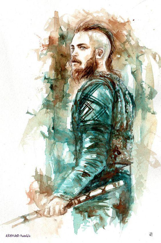 Ragnar by AkiMao on DeviantArt