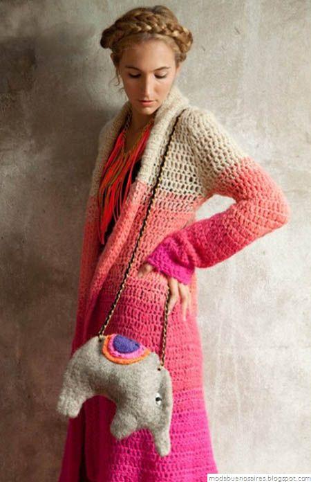 De las bolivianas tejidos artesanales sacos tejidos - Colores de moda ...