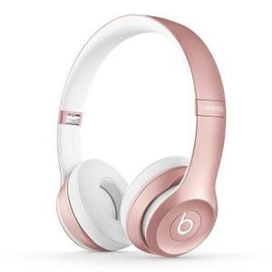 BEATS AUDIO SOLO2 Rose - Casque audio avec micro & Bluetooth -  Cdiscount. (Je le veux troooooop )