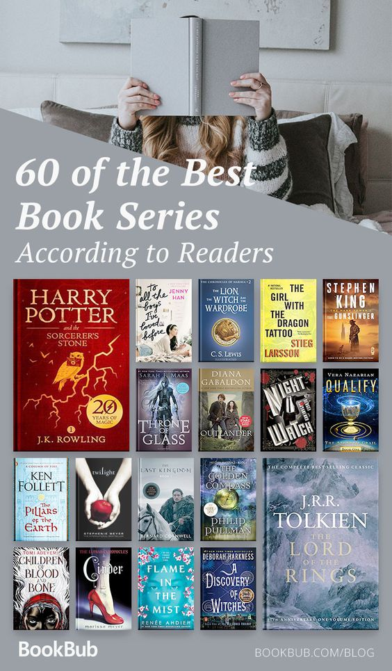 These are the best series, according to readers!
