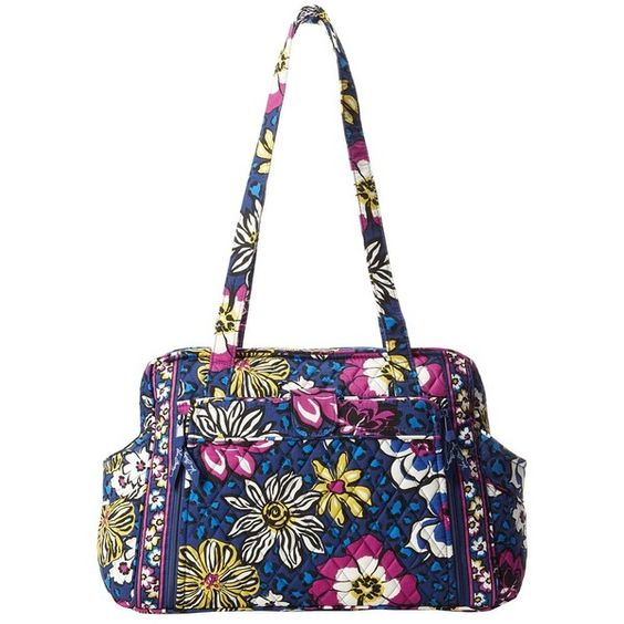 vera bradley make a change baby bag 118 liked on polyvore featuring bags handbags african. Black Bedroom Furniture Sets. Home Design Ideas