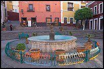 Plazuela de Los Angeles, Guanajuato Mx.